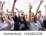 nyon  switzerland   21 july... | Shutterstock . vector #1161821278