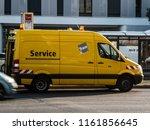 berlin  germany   august 19 ... | Shutterstock . vector #1161856645