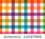 colorful horizontal lines in... | Shutterstock .eps vector #1161879808