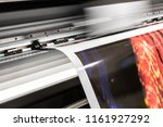 elements from the production... | Shutterstock . vector #1161927292