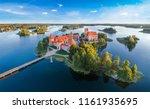 Trakai Castle  Medieval Gothic...