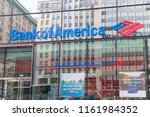 new york  united states  august ... | Shutterstock . vector #1161984352
