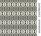 seamless pattern with abstract... | Shutterstock .eps vector #1161986242