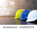 engineer  electrician and... | Shutterstock . vector #1162022272