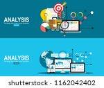 flat design illustration... | Shutterstock .eps vector #1162042402