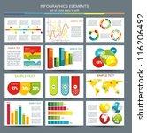 detail infographic vector... | Shutterstock .eps vector #116206492