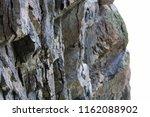 rock wall texture | Shutterstock . vector #1162088902