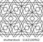 geometric seamless pattern.... | Shutterstock .eps vector #1162130962
