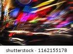 neon city lights. illumination...   Shutterstock . vector #1162155178