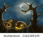 Halloween Drawing Paint Comic...