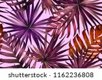 pink red exotic pattern.... | Shutterstock .eps vector #1162236808