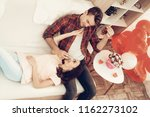beautiful couple together on...   Shutterstock . vector #1162273102