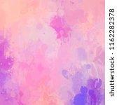 adorable soft colored digital... | Shutterstock . vector #1162282378