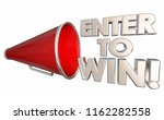 enter to win contest drawing... | Shutterstock . vector #1162282558