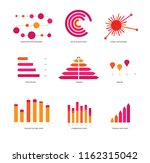 infographic elements  info... | Shutterstock .eps vector #1162315042