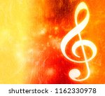musical abstract colorful... | Shutterstock . vector #1162330978