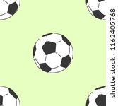 football soccerball seamless...