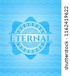 eternal light blue water style... | Shutterstock .eps vector #1162419622