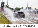 ninh binh  viet nam   aug 22 ... | Shutterstock . vector #1162437058