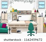 "digital illustration ""table in... 