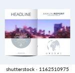 modern vector template for...   Shutterstock .eps vector #1162510975