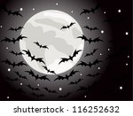halloween background | Shutterstock . vector #116252632