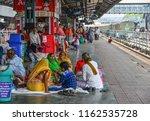 ajmer  india   nov 5  2017.... | Shutterstock . vector #1162535728
