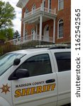 old court house and sheriff's...   Shutterstock . vector #1162542565