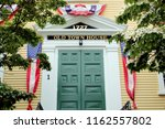 old town house  marblehead  ...   Shutterstock . vector #1162557802