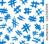 hashtag signs. number sign ... | Shutterstock .eps vector #1162565545