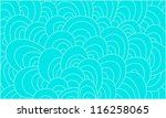 blue abstract waves background... | Shutterstock .eps vector #116258065