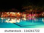 Luxurious Hotel Night...