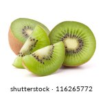 Kiwi Fruit Sliced Segments...