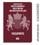 britain citizenship biometric...   Shutterstock .eps vector #1162660282