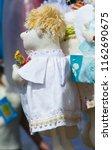 flea market   folk crafts....   Shutterstock . vector #1162690675