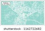 dodoma tanzania city map in... | Shutterstock .eps vector #1162722682