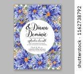 floral vector background for...   Shutterstock .eps vector #1162738792