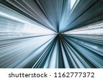 motion blur of train moving... | Shutterstock . vector #1162777372