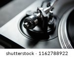 professional dj turntables tone ...   Shutterstock . vector #1162788922
