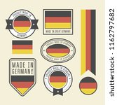 stickers  tags and labels with... | Shutterstock .eps vector #1162797682