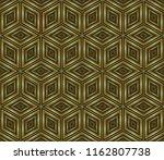 seamless geometric pattern.... | Shutterstock . vector #1162807738