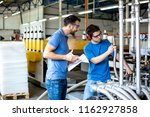 quality control is of the... | Shutterstock . vector #1162927858