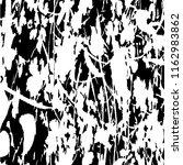 monochrome grunge background.... | Shutterstock .eps vector #1162983862