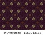 vivid repeating   for easy... | Shutterstock . vector #1163013118