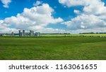 stonehenge. panoramic view of... | Shutterstock . vector #1163061655