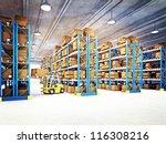 fine 3d image of classic... | Shutterstock . vector #116308216