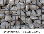 close up outdoor view of a... | Shutterstock . vector #1163123242