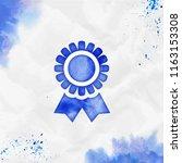 best watercolor icon. actual...   Shutterstock .eps vector #1163153308