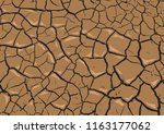Dry Ground Parched Soil Cracke...