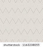 vector seamless pattern. modern ... | Shutterstock .eps vector #1163238055